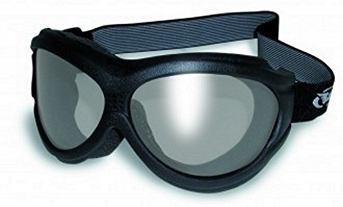 Big Ben SMOKE Goggles Motorcycle Biker over glasses Anti-Fog Lenses