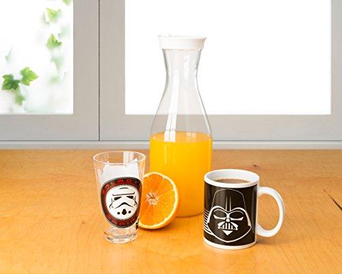 Zak Designs Star Wars Darth Vader Coffee Cup, Black