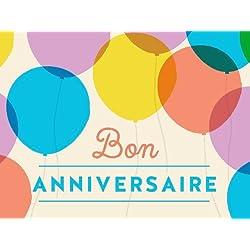 Ballons d'Anniversaire egift card link image