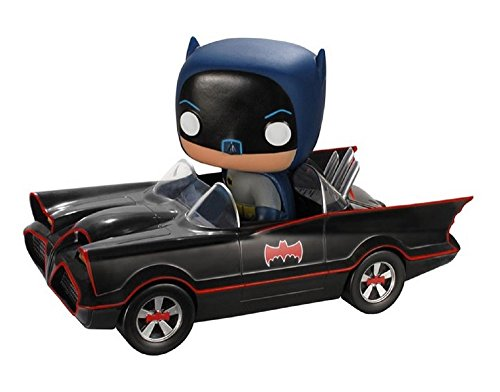 Funko POP Heroes 1966 Batmobile Action Figure