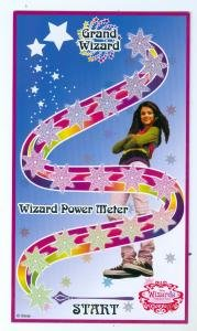 Selena Gomez postcard Wizards of Waverly Place game card 3x7