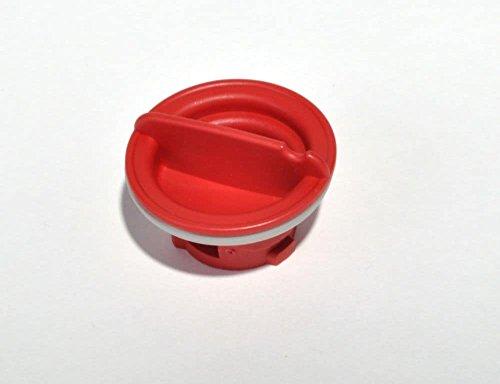 Whirlpool W10864394 Dishwasher Rinse-Aid Dispenser Cap Genuine Original Equipment Manufacturer (OEM) Part for Kenmore, Kenmore Elite, Kenmore Pro