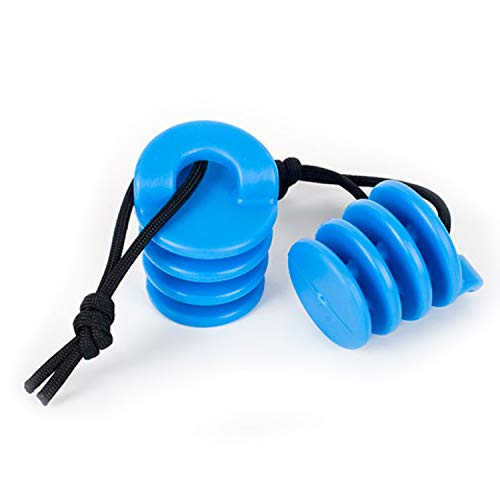 - Ocean Kayak Scupper Stoppers - Pack of 2, (Medium, Blue)