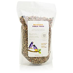 Dr Harvey's Fabulous Blend Finch Food