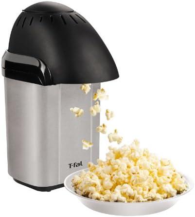 T-fal RI200D Hot Air Popcorn Popper / Popcorn Machine, Black by T ...