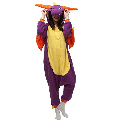 Pinkmerry Unisex Adult Onesies Cosplay Costumes Animal Footed Pajamas (Alois Trancy Costume Cheap)
