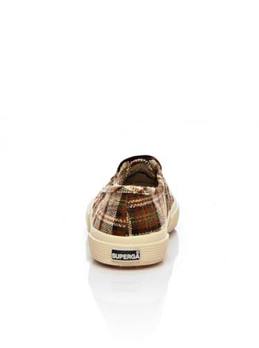 Superga Twdj S002AG0 - Zapatillas de lona para niños Brown