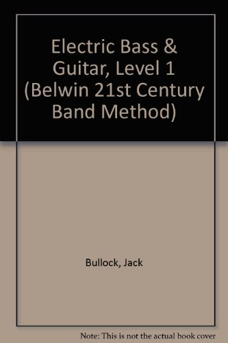 Electric Bass & Guitar, Level 1 ()