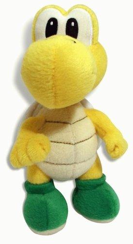 Goldie International Super Mario Bros. Koopa Troopa Plush (Super Mario Koopa Troopa Plush compare prices)