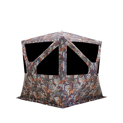 Barronett Blinds Big Cat 350 Bloodtrail Camo Pop Up Ground Hunting Blind