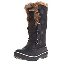 Skechers Women's Highlanders-Tall Quilt Snow Boot