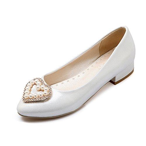 Cabeza coreana ligeros zapatos de mujer en primavera y verano/Zapatos del estudiante/Zapatos de corte bajo/chicas dulce princesa zapatos D