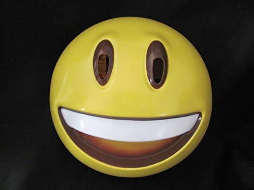 Gatton New! Smiling Emoji Happy Face Halloween Adult