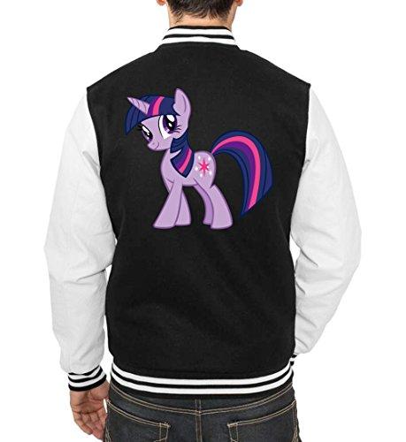 Twilight Pony College Vest Black Certified Freak