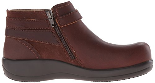 Alegria Womens Dylan Bootie Hickory