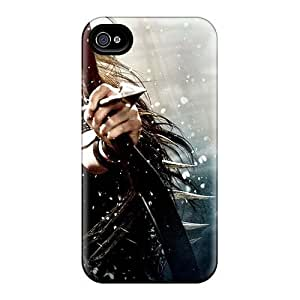 High Quality Mobile Cover For Iphone 4/4s With Unique Design Lifelike Rise Against Image MansourMurray