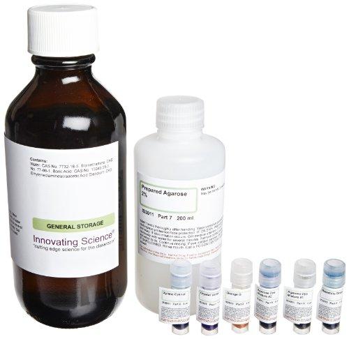 Innovating Science Electrophoresis: Agarose Gel Separation of Dyes Kit ()