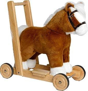 Mulholland & Bailie - Caballo Andador para Sentar Niño y ...