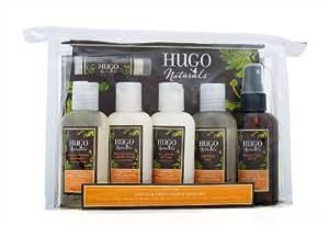 Hugo Naturals Travel Pack, Vanilla and Sweet Orange