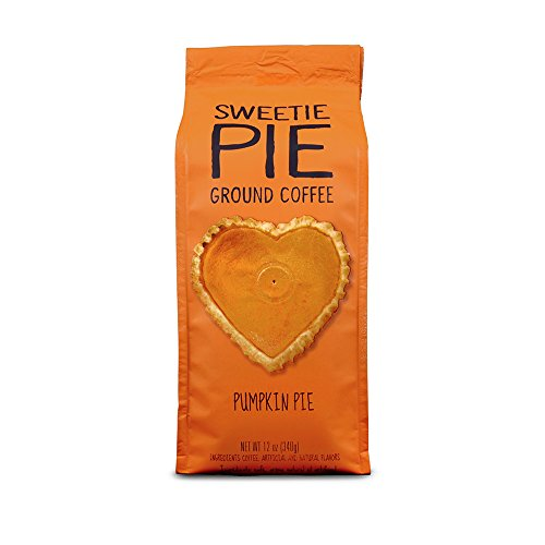 Paramount Coffee Flavored Sweetie Pie, Pumpkin Pie, Ground, 12 Ounce