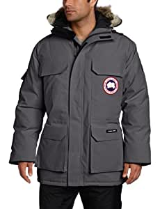 Canada Goose Men's Expedition Parka,  Graphite,  Medium