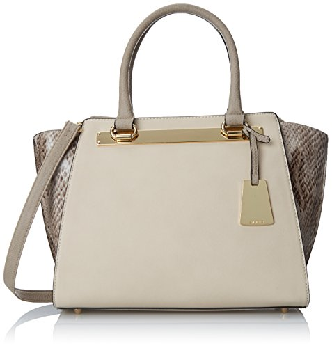Aldo Macnutt Shoulder Bag Natural PythonTaupe Combo One Size