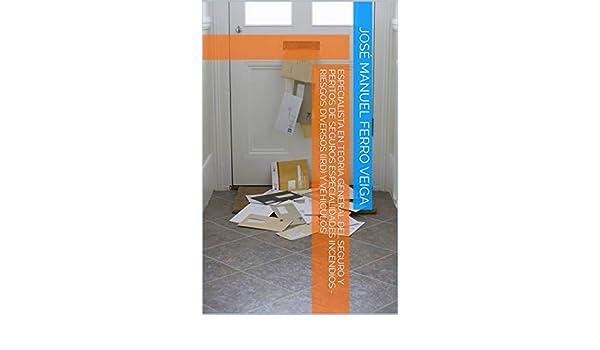 Amazon.com: Especialista en teoría general del seguro y Peritos de seguros Especialidades incendios - riesgos diversos (IRD) y vehículos (Spanish Edition) ...