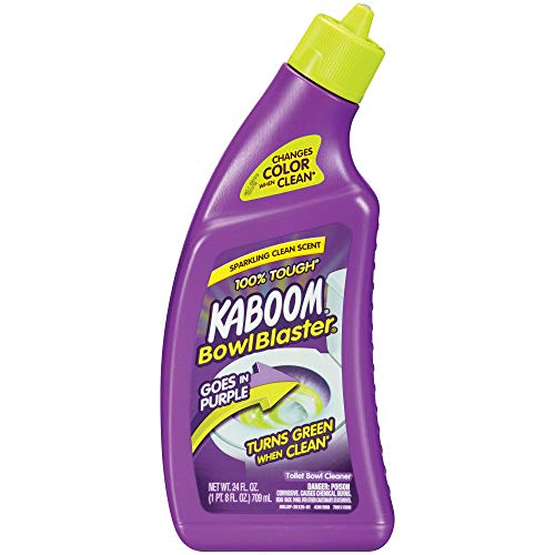Kaboom BowlBlaster 24oz. Toilet Bowl Cleaner Gel (Best Toilet Bowl Cleaner For Stains)