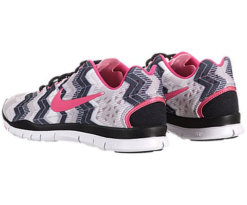 9176a7b52457c nike womens free TR FIT 3 PRT running trainers 555159 015 sneakers shoes  barefoot ride