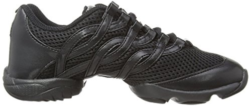 Unisex Scarpe Bloch Tennis Twist Adulto black Da Nero x6C17qf