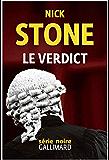 Le verdict (Romans d'enquête) (French Edition)
