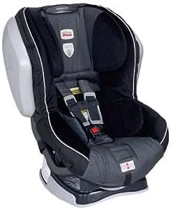 Britax Advocate 70 CS Click and Safe Convertible Car Seat, Onyx (Prior Model)