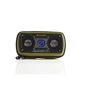 Goal Zero 94014 Rock Out 2 Green Solar Rechargeable Speaker
