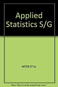 applied linear statistical models wstudent cdrom
