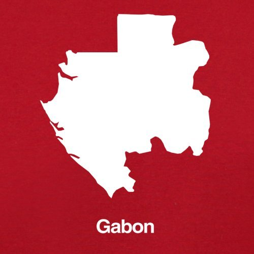 Silhouette Red Retro Gabon Bag Flight FaxS7wdq