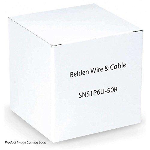 Rg6 Snap N Seal Connectors - Qty Of 50 Rg6 Belden Ultimate Snap-n-seal Coax Connector Sns1p6u