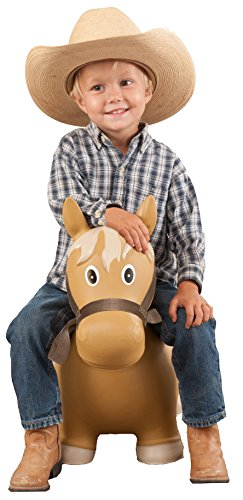 Big Hopper - Lil Bucker Horse by Big Country Farm Toys - Horse Riding and Farm Toys