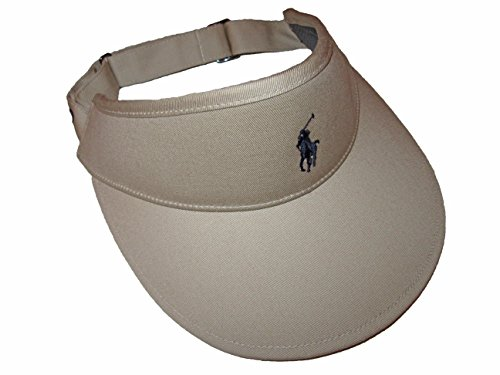 Ralph Lauren Polo Mens Sun Visor Hat - Polo Visor Mens