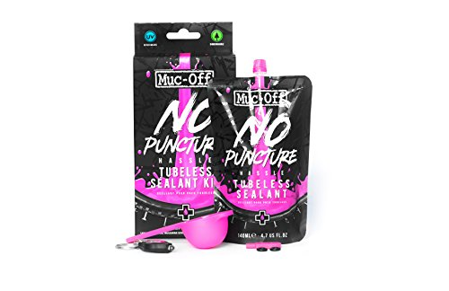 Muc Off No Puncture Hassle Tubeless Tyre Sealant Kit