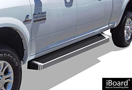 Aps Iboard Running Boards Style Custom Fit 2010 2018 Dodge Ram 2500 3500 Mega Cab Pickup 4 Door Nerf Bars Side Steps Side Bars