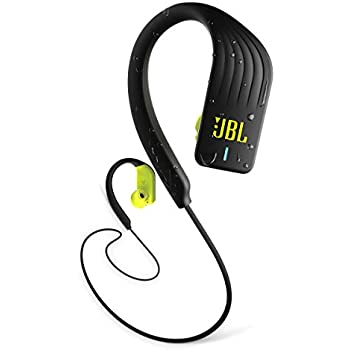 1e50c74228b JBL Endurance Sprint, Wireless in-Ear Sport Headphone with One-Button  Mic/Remote - Yellow