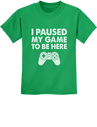 Tstars - I Paused My Game to Be Here Funny Gift for...