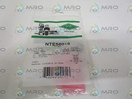 800V NTE Electronics NTE56018 Triac to-220 Package 25 Amp