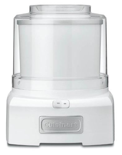 Cuisinart CIM-42PC Ice Cream Maker, White