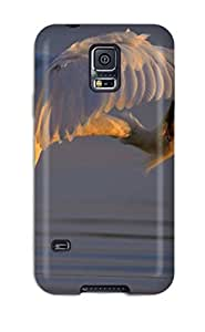Awesome DbmahtF11430Lsbdr ChrisWilliamRoberson Defender Tpu Hard Case Cover For Galaxy S5- Bird Backgrounds