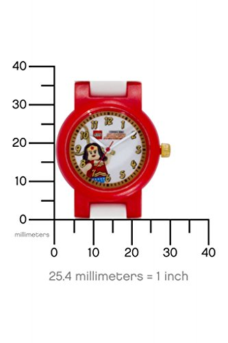 812768020271 - LEGO Kids' 8020271 DC Universe Super Heroes Wonder Woman Minifigure Link Watch carousel main 2