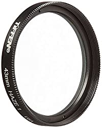 Tiffen 43hze 43mm Uv Haze-1 Filter (Clear)