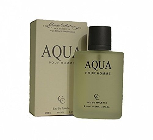 Aqua Pour Homme - Our Version of Acqua Di Gio Men (Acqua Di Gio 100 Ml)