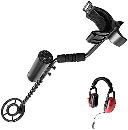 SuperEye 40 Meters Underwater Metal Detector for Adults with 8.6 Inches Waterproof Coil and Headphone, for Underwater Treasure Hunting Gold Metal Jewelry