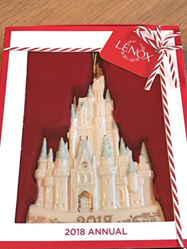 Lenox 2018 Cinderella's Castle Ornament